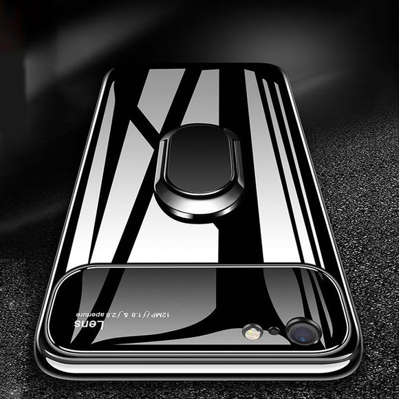 Luxury Glossy&Matte Hard Case For iPhone X/XR/XS Max
