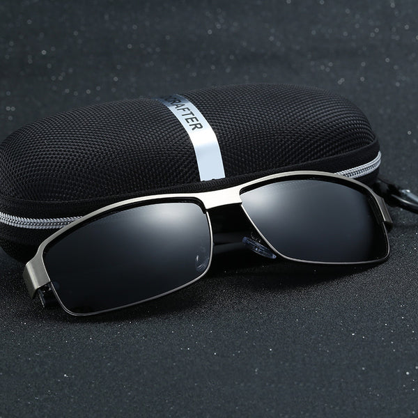 Sunglasses - Fashion Driving Men's Polarized UV400 Protection Sunglasses With Original Box ( Buy One Get One 40% OFF )