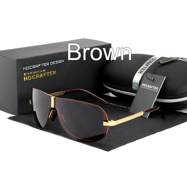 Sunglasses - Fashion Polarized Driving Man Sunglasses ( Buy One Get One 40% OFF )