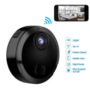 HD 1080P 12 IR Night Vision Smart Wifi Mini Camera
