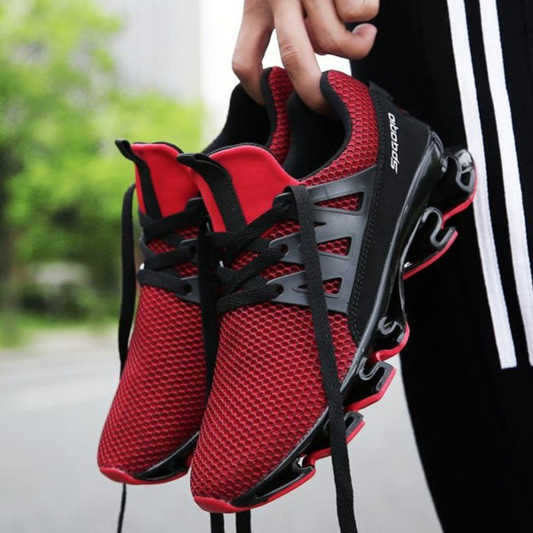 Men's Breathable Jogging Training Sneakers