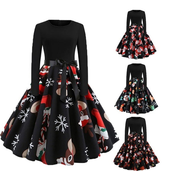 Clothing - Women's Winter Christmas Dresses(Buy 2 Got 10% off, 3 Got 15% off Now)