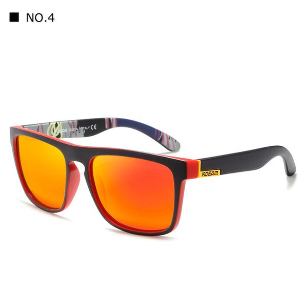Sunglasses - Highly Recommended KDEAM Mirror Polarized Sunglasses