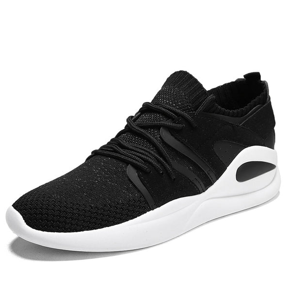 Fashion Breathable Casual Lace Up Sneaker