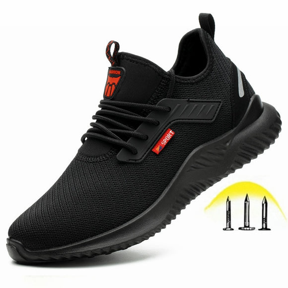 Men Safety Work Indestructible Shoes