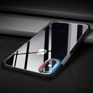 Luxury Hybrid Soft TPU Case for iPhone X XR XS MAX