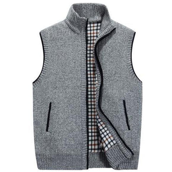 Men's Wool Sweater Vest(BUY 2 GOT 10% OFF, 3 GOT 15% OFF)