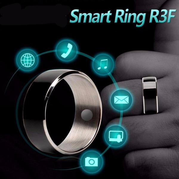 Smart Ring - New Technology Magic Finger Ring For Android Windows NFC Phone
