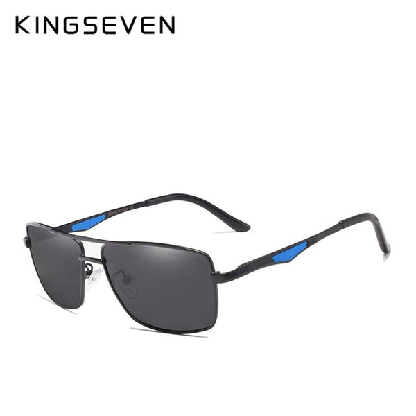 Sunglasses - Brand Classic Square Plastic Driving Fishing Polarized Sunglasses