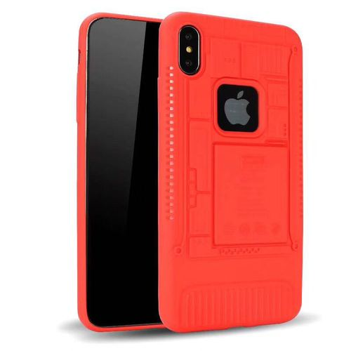 Phone Case - Anti-fall Protective Back Cover for iPhone X XS Max