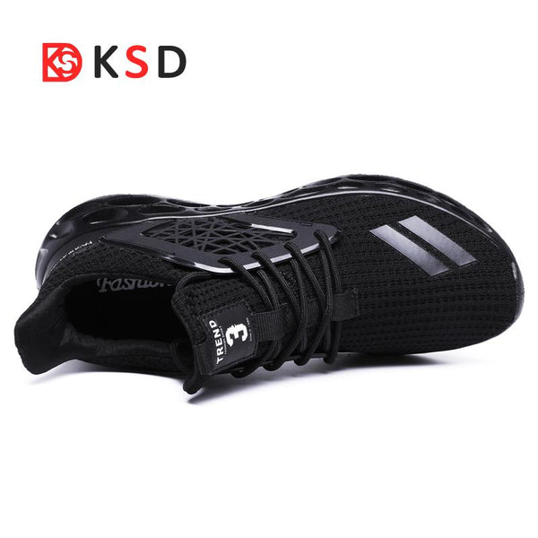 Shoes - Men Sneakers Breathable Casual Shoes
