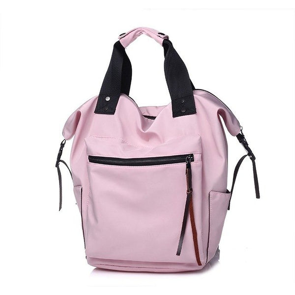Women Bags - New Style Nylon Women Casual Backpacks