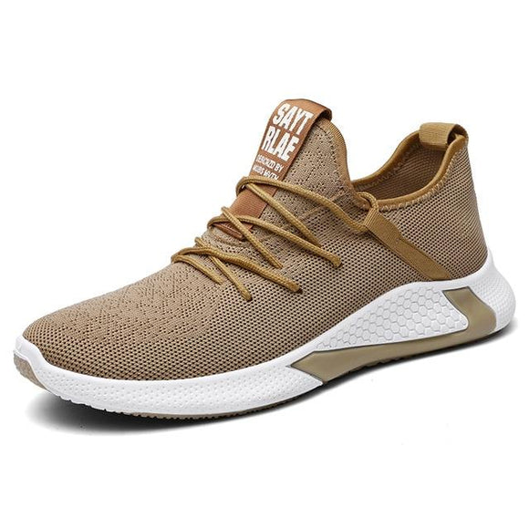 Luxury Brand 2020 Breathable Men Sneakers Zapatillas Hombre
