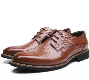 Shoes - 2019 New Genuine Leather Business Men Shoes