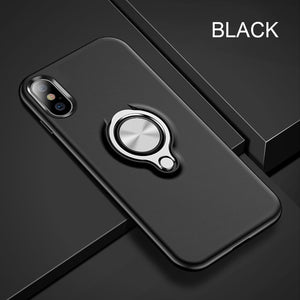 Phone Case - Original Shockproof Ultra Thin Case Back Cover for IPhone X