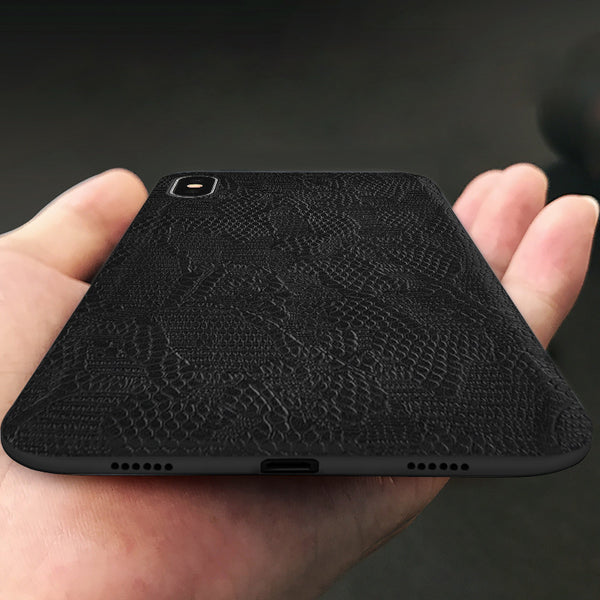 Phone Accessories - Luxury Ultra-thin Leather Comfortable Case For iPhone
