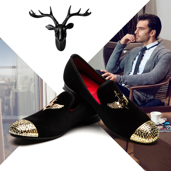 Shoes - Handmade Leather Comfortable Men's Loafers