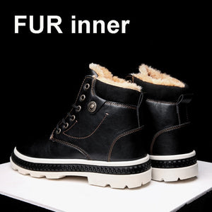 Shoes - 2018 Classical Style Autumn Winter Martin Boots