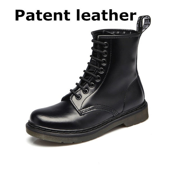 Men 2020 Genuine Leather Boots