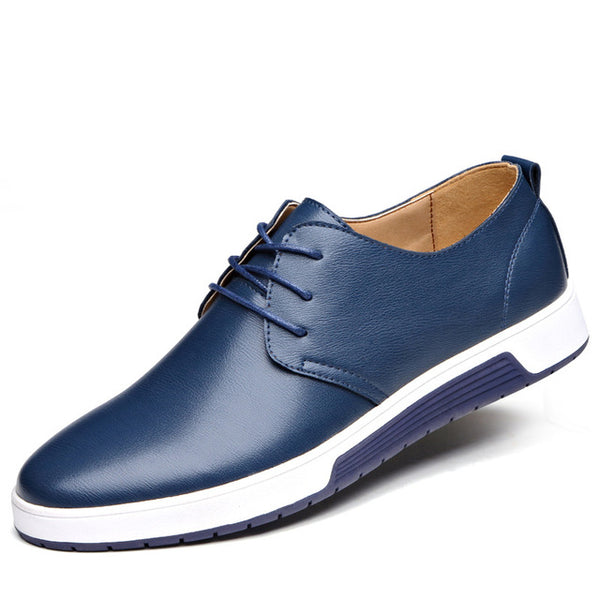 Shoes - Spring Autumn Men's Oxfords Flats