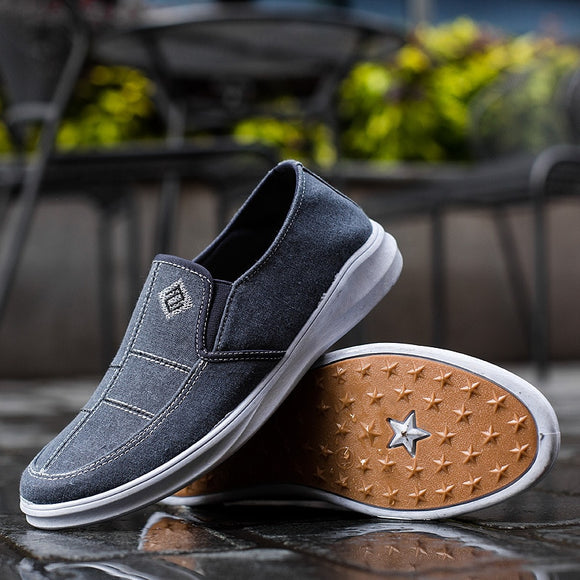 Kaaum New Men Casual Canvas Shoes