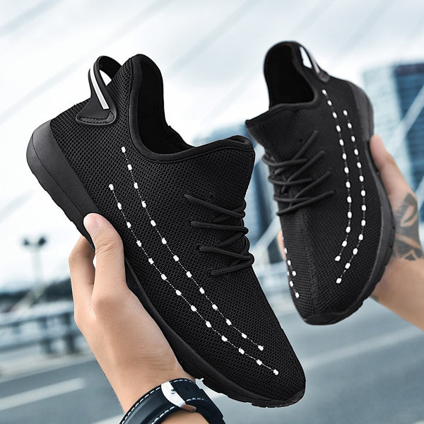 8bc0cf057704 Men s Shoes - 2019 New Men s Air Mesh Breathable Light Weight Sneakers