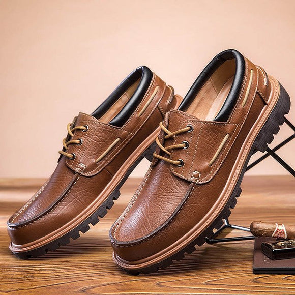 Shoes - 2019 Fashion Punk Style Casual Oxford Shoes