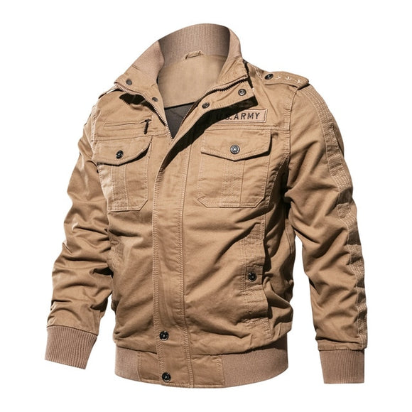 Men's Clothing - New Arrival Men's Military Pilot Jacket