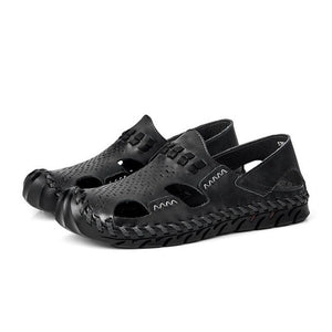 Kaaum Men Outdoor Beach Sandals Slippers