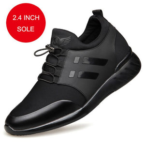 Men's Breathable Inter Hight Increase Sneakers