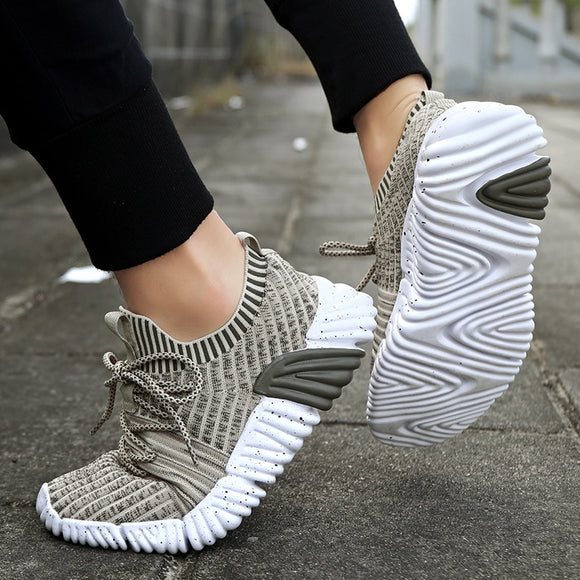 Unisex Outdoor Fashion Training Athletic Casual Sock Sneakers