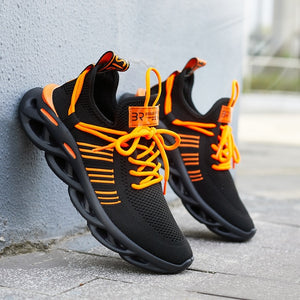 Mens Running Breathable Sports Sneakers(BUY 2 GOT 10% OFF, 3 GOT 15% OFF)