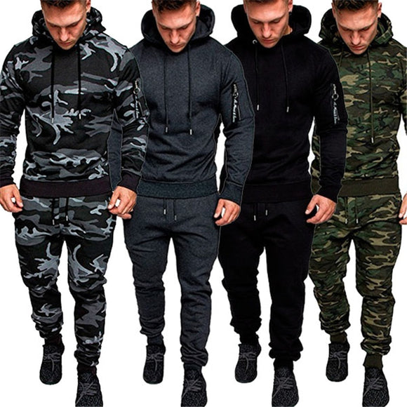 Kaaum Army Military Uniform Camouflage Tactical Men Sets