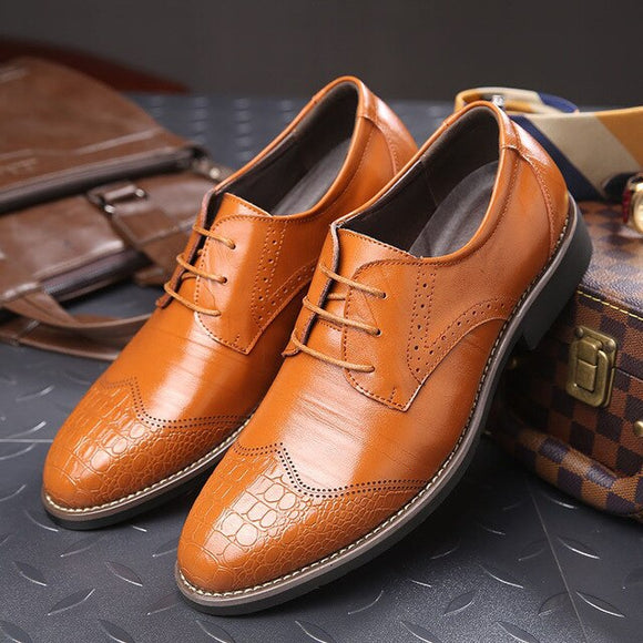 Shoes - 2019 British Design Men's Leather Business Shoes