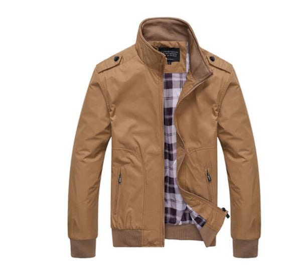 Men's Clothing - Spring Autumn Men's Casual Jackets