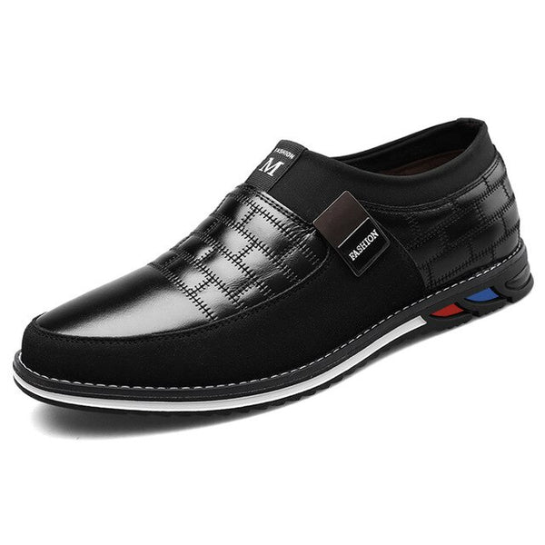 2020 Spring New Leather Men Shoes