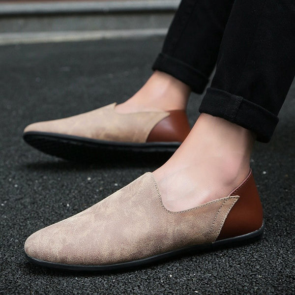 Shoes - Comfortable Soft Suede Men Loafers