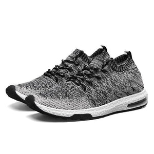 Kaaum-Men Casual Breathable Mesh Fashion Shoes