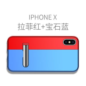 Armor Hybrid Magnetic Stand Case For iPhone X/XS/XSMax 8 Plus