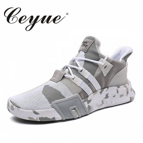 Running Shoes - Breathable Jogging Men Sneakers