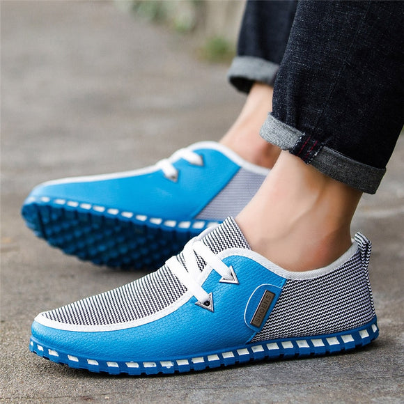 News Fashion new men's casual shoes