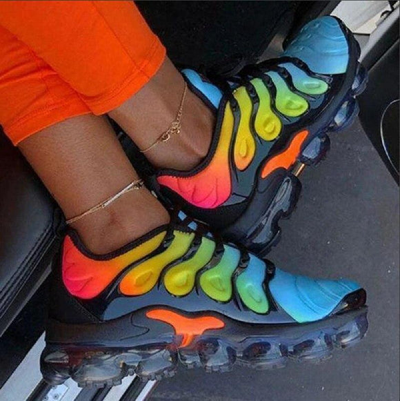 New Hot Sale Fashion Women Vapor Max Sport Sneakers