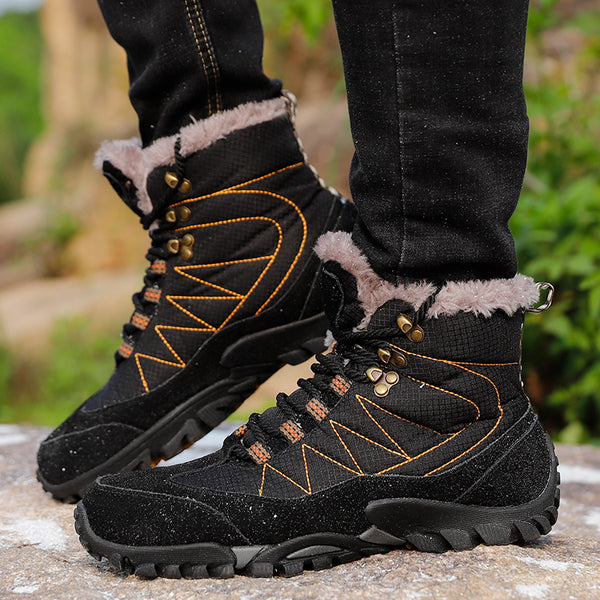 305b88526668 Men s Shoes - Winter New Men Warm Snow Boots – Kaaum
