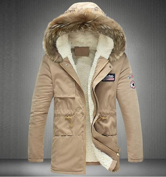 Clothing - New Men's Fashion Winter Jacket