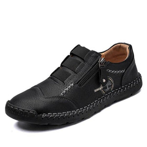 Men Outdoor Office Business Car Loafers