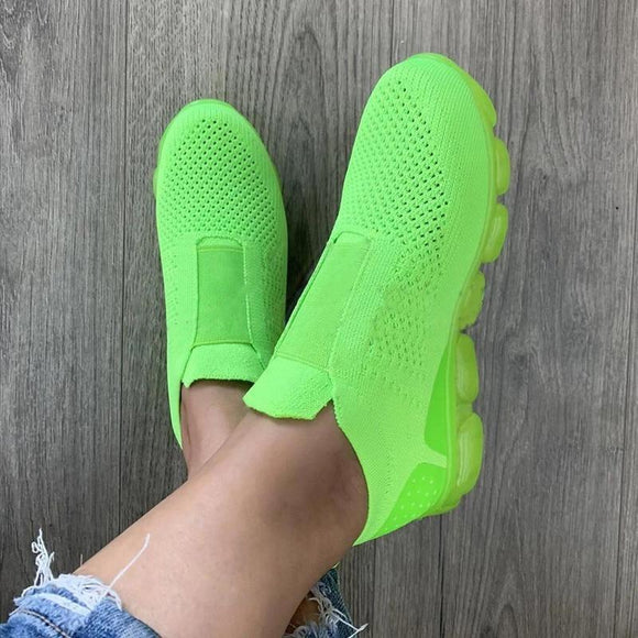 New Women Mesh Casual Socks Sneakers