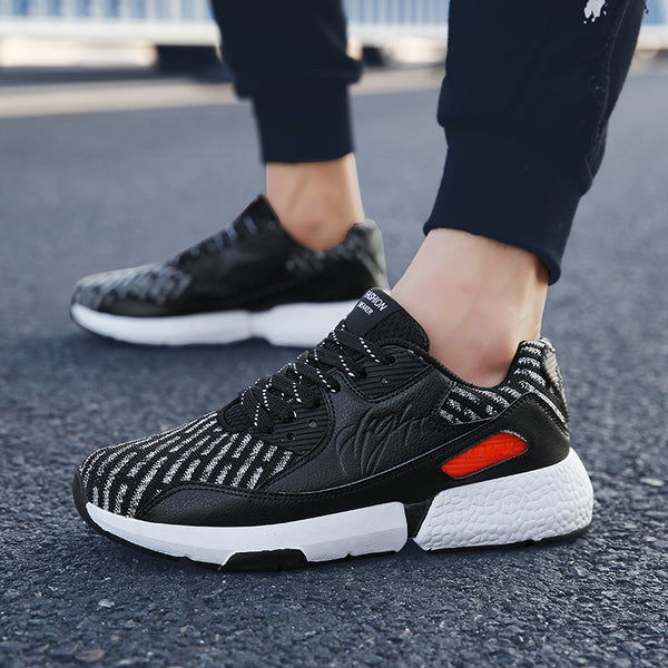High Quality Men Antiskid Sports Shoes