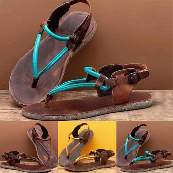 New Women Summer Flat Sandals