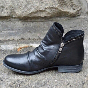 New Women's Retro Ankle Boots