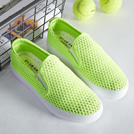 New Women Air Mesh Breathable Shoes